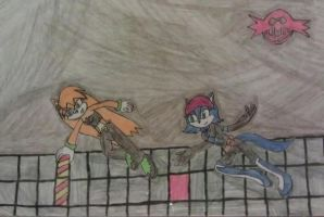 Art Trade - Undercover Mission by A5L