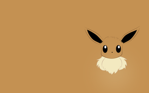 Eevee Wallpaper by Banana-Bear