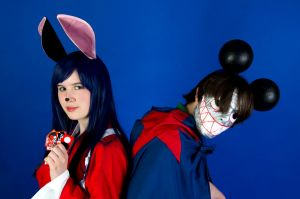 Summer Wars - Cosplay by smilesarebetter