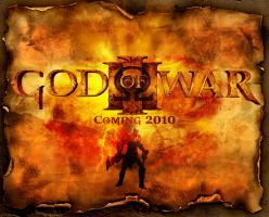 God of War 3 by mustash2003