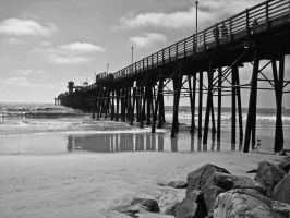Oceanside Pier by Nathan-Ruby