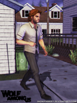 Bigby Wolf  - The Wolf Among Us by JhonyHebert