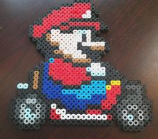 Mario by seethecee
