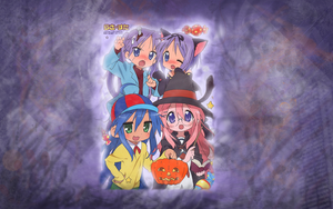 Mah Halloween Wallpaper by rinalism