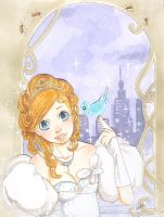 Disney Enchanted by xxxKei87xxx
