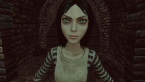 Alice: Madness Returns - XVI by Gelvuun