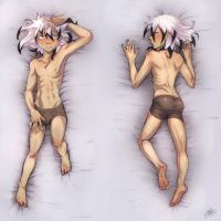 dakimakura/body pillow pose Smtry by Imoon90