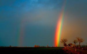 rainbow hdr by tienod