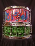 Custom snare drums 005 by InVistaArts