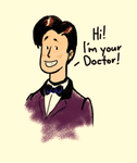 Doctor Doodle by pm-papermate