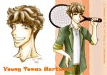 CLAC: Young Tomas Hartwinn by CatSummoner