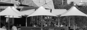 cafe at fed square by i-pop