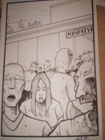 DAWN of the DEAD 2 by phymns