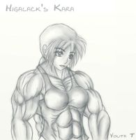Higalack's Kara by youtatenshi