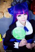 By the way my name is Stocking by oOoButa-kuNoOo