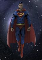 Superman by LewisTillett