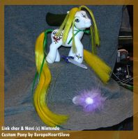 Link pony by Europa by EuropaHeartslave