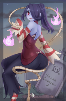 Squigly by spittfireart