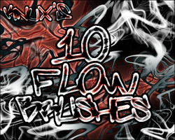 Knux's Flow Brush Pack by Knux57