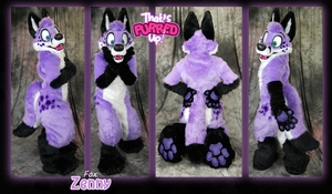 Zenny Fullsuit Commission by ThatsFurredUp
