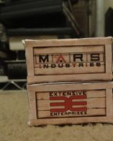 More crates by lovefistfury