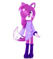 Lilla the fox by BIitzQueen