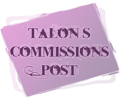 Commissions Closed by TalonEX