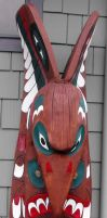 Stock: Totem Pole III by Stock-By-Michelle