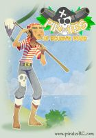 Crewman of Scurvy Pond by Drunken-Novice