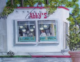 Abby's by TomOliverArt
