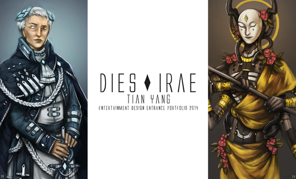 DIES IRAE preview by ARISTOCREEP