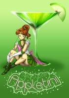 Sailor Jupiter Appletini by madelezabeth