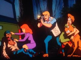 1001 Animations: Scooby-Doo on Zombie Island by Regulas314