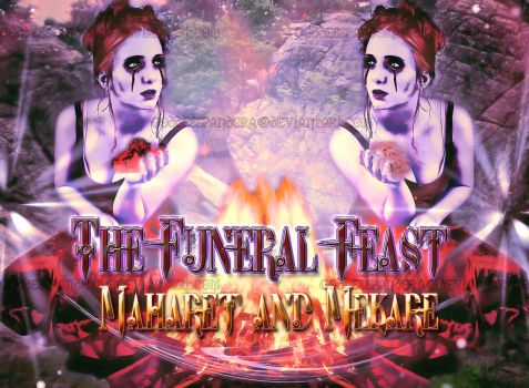 The Funeral Feast by goddess-pandora