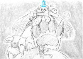 Sketch Set 70 - Bottom (Things Are Looking Up 6) by Alef-GP