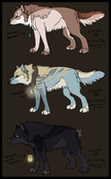 Adoptables #2 by Flooglehorn