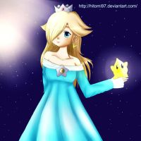Contest Entry: Rosalina by Hitomi97