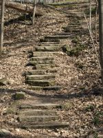 more stone steps by canis7
