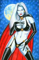 "Lady Death ""Night Out"" by Bugstomper86"