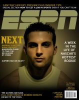 ESPN MAGAZINE COVER by sking243