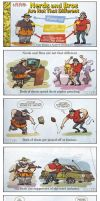 Nerds and Bros Are Not That Different by AndyKluthe