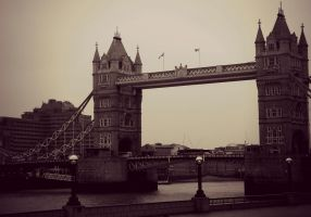 Tower Bridge by PhotographicTides