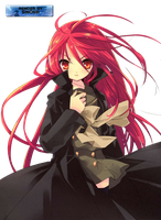 Shakugan no Shana: Shana Render 5 by cjsn45