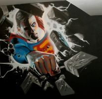 superman by tattooneos