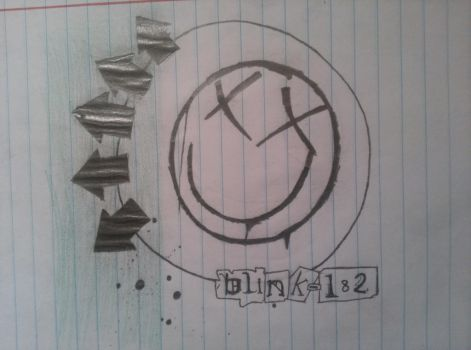 blink-182 by msmusic137