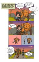 Guild Wars Comic by Zaree-Nilerabanwen