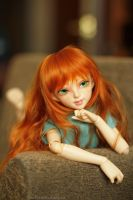 Ginger by Salvarion