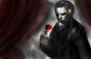 The Phantom of the Opera by WolfSplicer