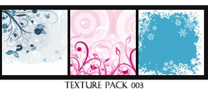Texture pack 003 by Keoni-chan