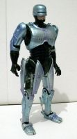 NECA Robocop by CyberDrone2-0